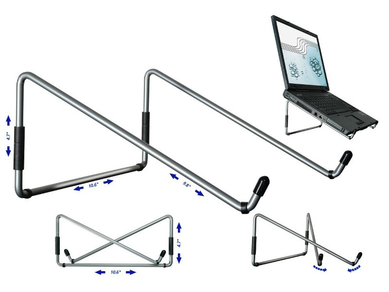 R Go Steel Travel Laptopst 228 Nder Rgosc015